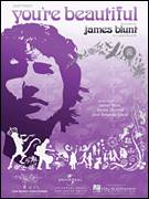 Cover icon of You're Beautiful sheet music for piano solo by James Blunt, Amanda Ghost and Sacha Skarbek, easy skill level