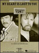 Cover icon of My Heart Is Lost To You sheet music for voice, piano or guitar by Brooks & Dunn, Brett Beavers and Connie Harrington, intermediate skill level