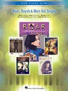 Cover icon of Roar sheet music for piano solo by Katy Perry, beginner skill level