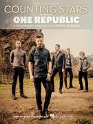 Cover icon of Counting Stars sheet music for voice, piano or guitar by OneRepublic and Ryan Tedder, intermediate skill level