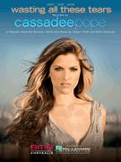 Cover icon of Wasting All These Tears sheet music for voice, piano or guitar by Cassadee Pope, intermediate skill level
