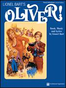 Cover icon of Oliver! sheet music for voice and piano by Lionel Bart and Oliver! (Musical), intermediate skill level