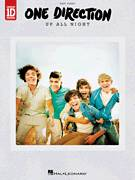 Cover icon of One Thing sheet music for piano solo by One Direction, easy skill level