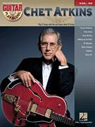 Cover icon of Down Hill Drag sheet music for guitar (tablature, play-along) by Chet Atkins, intermediate skill level