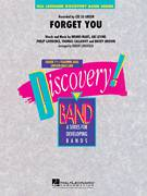Cover icon of Forget You (COMPLETE) sheet music for concert band by Robert Longfield and Cee Lo Green, intermediate skill level
