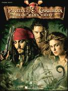Cover icon of Dinner Is Served (from Pirates Of The Caribbean: Dead Man's Chest) sheet music for piano solo by Hans Zimmer, intermediate skill level