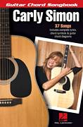 Cover icon of Happy Birthday sheet music for guitar (chords) by Carly Simon, intermediate skill level