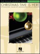 Cover icon of Christmas Is A-Comin' (May God Bless You) sheet music for piano solo (big note book) by Frank Luther and Phillip Keveren, easy piano (big note book)