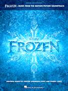 Cover icon of In Summer (from Disney's Frozen) sheet music for voice and piano by Josh Gad, Kristen Anderson-Lopez and Robert Lopez, intermediate skill level