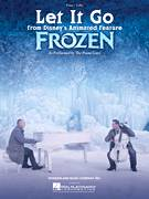 Cover icon of Let It Go (from Frozen) sheet music for cello and piano by The Piano Guys, Idina Menzel, Kristen Anderson-Lopez and Robert Lopez, intermediate skill level