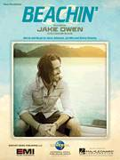 Cover icon of Beachin' sheet music for voice, piano or guitar by Jake Owen, Jaren Johnston, Jimmy Robbins and Jon Nite, intermediate skill level