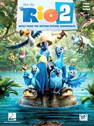 Cover icon of Beautiful Creatures (from Rio 2) sheet music for voice, piano or guitar by Barbatuques, Barbatuques, Andy Garcia and Rita Moreno, Andre Hosoi, John Powell, Renato Epstein and Taura Stinson, intermediate skill level