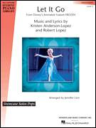 Cover icon of Let It Go (from Frozen), (beginner) sheet music for piano solo (elementary) by Robert Lopez, Demi Lovato, Idina Menzel, Jennifer Linn and Kristen Anderson-Lopez, beginner piano (elementary)