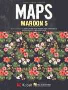Cover icon of Maps sheet music for voice, piano or guitar by Maroon 5, Adam Levine, Ammar Malik, Benjamin Levin, Noel Zancanella and Ryan Tedder, intermediate skill level