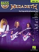 Cover icon of Symphony Of Destruction sheet music for bass (tablature) (bass guitar) by Megadeth and Dave Mustaine, intermediate skill level