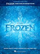 Cover icon of For The First Time In Forever (from Disney's Frozen) sheet music for piano solo (big note book) by Kristen Bell, Idina Menzel, Kristen Anderson-Lopez and Robert Lopez, easy piano (big note book)