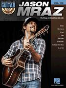 Cover icon of 93 Million Miles sheet music for guitar (tablature, play-along) by Jason Mraz, Michael Natter and Mike Daly, intermediate skill level