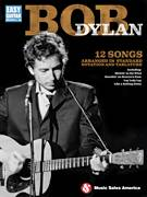 Cover icon of The Times They Are A-Changin' sheet music for guitar solo (easy tablature) by Bob Dylan and Peter, Paul & Mary, easy guitar (easy tablature)