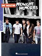 Cover icon of Midnight Memories sheet music for voice, piano or guitar by One Direction, Jamie Scott, John Ryan, Julian Bunetta, Liam Payne and Louis Tomlinson, intermediate skill level