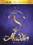 Cover icon of A Million Miles Away (from Aladdin: The Broadway Musical) sheet music for voice, piano or guitar by Alan Menken and Chad Beguelin, intermediate skill level