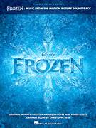 Cover icon of Selections from Frozen (complete set of parts) sheet music for voice, piano or guitar by Idina Menzel, Kristen Anderson-Lopez, Robert Lopez, Josh Gad, Kristen Bell & Santino Fontana, Kristen Bell, Agatha Lee Monn & Katie Lopez and Kristen Bell, Idina Menzel, intermediate skill level