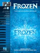 Cover icon of For The First Time In Forever (from Disney's Frozen) sheet music for piano four hands by Robert Lopez, Kristen Bell, Idina Menzel and Kristen Anderson-Lopez, intermediate skill level
