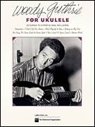 Cover icon of Ramblin' 'Round sheet music for ukulele by Woody Guthrie, Huddie Ledbetter and John A. Lomax, intermediate skill level