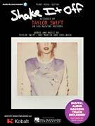 Cover icon of Shake It Off sheet music for voice, piano or guitar by Taylor Swift, Johan Schuster, Max Martin and Shellback, intermediate skill level