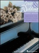 Cover icon of Just The Way You Are sheet music for piano solo by Billy Joel, wedding score, intermediate skill level