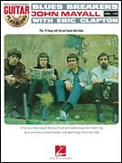 Cover icon of Little Girl sheet music for guitar (tablature, play-along) by John Mayall's Bluesbreakers, Blues Breakers, Eric Clapton and John Mayall, intermediate skill level