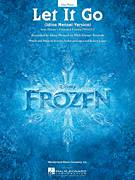 Let It Go (from Frozen) for piano solo - beginner disney sheet music