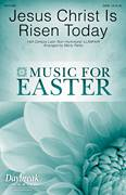 Cover icon of Jesus Christ Is Risen Today sheet music for choir (SATB: soprano, alto, tenor, bass) by Charles Wesley, Marty Parks, Lyra Davidica and Robert Williams, intermediate skill level