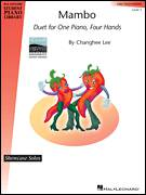 Cover icon of Mambo sheet music for piano four hands by Changhee Lee, intermediate skill level
