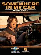 Cover icon of Somewhere In My Car sheet music for voice, piano or guitar by Keith Urban and John Harding, intermediate skill level