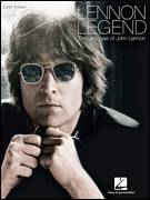 Cover icon of Borrowed Time sheet music for piano solo by John Lennon, easy skill level