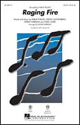 Cover icon of Raging Fire sheet music for choir (SAB: soprano, alto, bass) by Phillip Phillips, Roger Emerson, Derek Fuhrmann, Gregg Wattenberg and Todd Clark, intermediate skill level