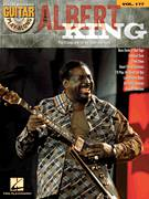 Cover icon of I'll Play The Blues For You sheet music for guitar (tablature, play-along) by Albert King and Jerry Beach, intermediate skill level