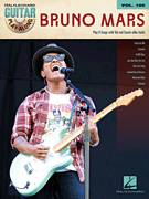 Cover icon of Runaway Baby sheet music for guitar (tablature, play-along) by Bruno Mars, Ari Levine, Christopher Steven Brown and Philip Lawrence, intermediate skill level