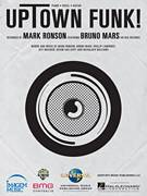 Cover icon of Uptown Funk (feat. Bruno Mars) sheet music for voice, piano or guitar by Mark Ronson ft. Bruno Mars, Bruno Mars, Devon Gallaspy, Jeff Bhasker, Mark Ronson, Nicholaus Williams and Philip Lawrence, intermediate skill level