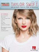 Cover icon of I Knew You Were Trouble sheet music for voice and piano by Taylor Swift, Max Martin and Shellback, intermediate skill level