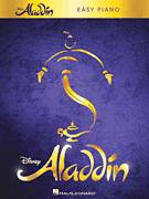 Cover icon of A Whole New World sheet music for piano solo by Alan Menken and Tim Rice, easy skill level