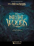 Cover icon of Into The Woods (Film Version) sheet music for piano solo by Stephen Sondheim, easy skill level