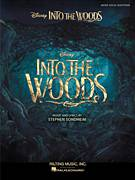 Cover icon of Into The Woods (Film Version) sheet music for voice and piano by Stephen Sondheim, intermediate skill level