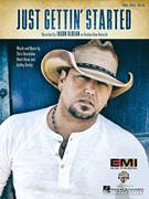 Cover icon of Just Gettin' Started sheet music for voice, piano or guitar by Jason Aldean, Ashley Gorley, Chris Destefano and Rhett Atkins, intermediate skill level