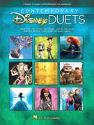 Cover icon of I See The Light (from Disney's Tangled) sheet music for piano four hands by Alan Menken and Glenn Slater, intermediate skill level