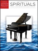 Cover icon of Nobody Knows De Trouble I've Seen sheet music for piano solo (elementary) by John Thompson and Plantation Spiritual, beginner piano (elementary)