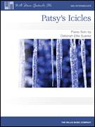 Cover icon of Patsy's Icicles sheet music for piano solo (elementary) by Deborah Ellis Suarez, beginner piano (elementary)