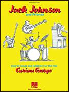 Cover icon of Talk Of The Town sheet music for voice, piano or guitar by Jack Johnson and Curious George (Movie), intermediate skill level