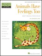 Cover icon of Tired Turtle sheet music for piano solo (elementary) by Jennifer Linn, beginner piano (elementary)