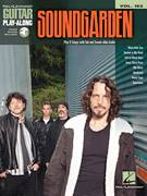 Cover icon of Rusty Cage sheet music for guitar (tablature, play-along) by Soundgarden and Chris Cornell, intermediate skill level